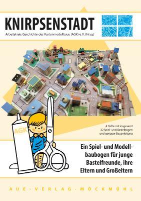 Umschlag vom Reprint Knirpsenstadt